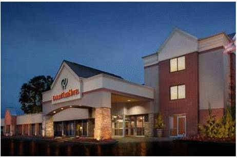 DoubleTree by Hilton Akron/Fairlawn