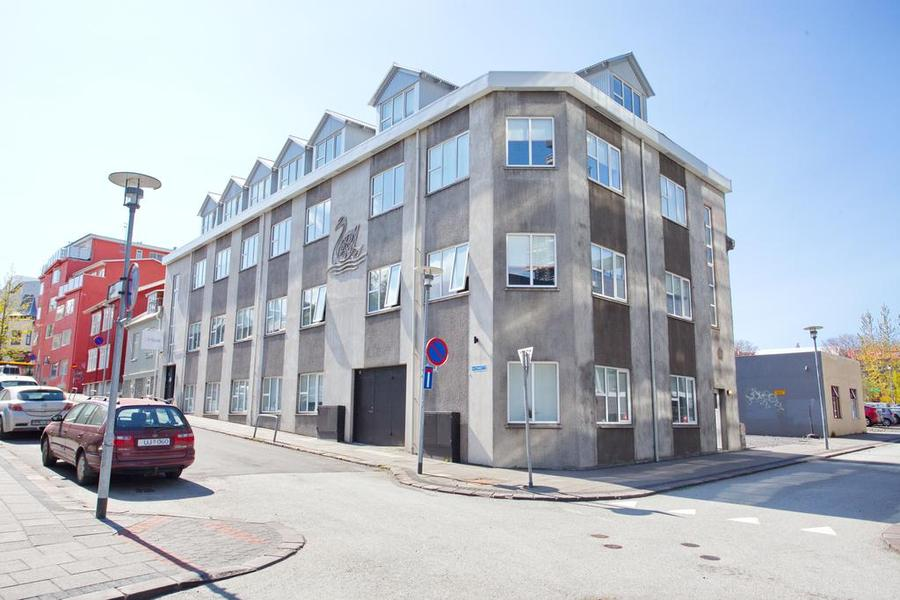 The Swan House - Reykjavik Apartments (原名: Welcome Apartments)