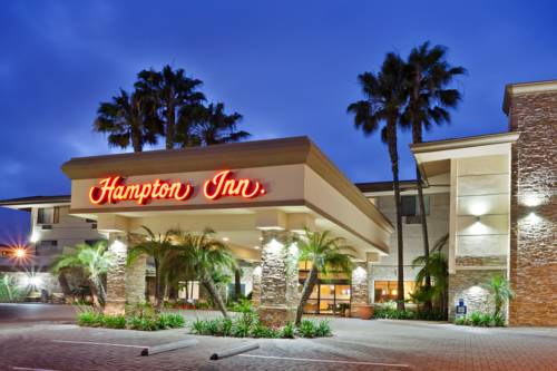 Hampton Inn San Diego-Sea World/Airport Area