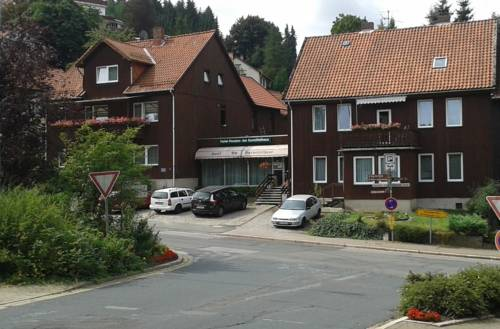 Hotel Pension am Kurmittelhaus