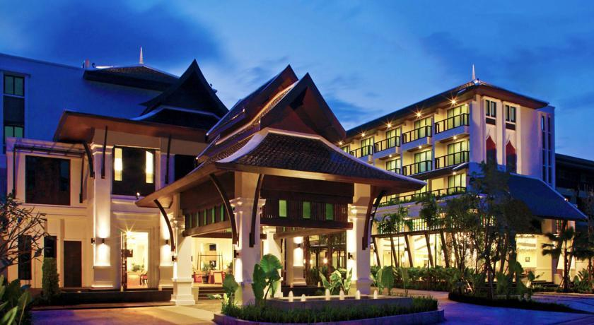 Centara Anda Dhevi Resort and Spa 圣塔拉安达得维Spa度假村