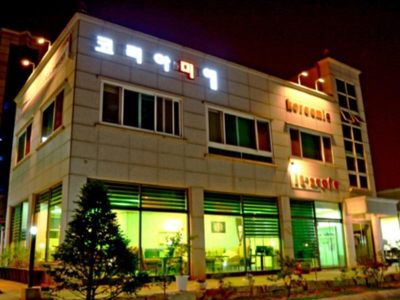 Incheon Airport Guesthouse Koreamie 仁川机场宾馆
