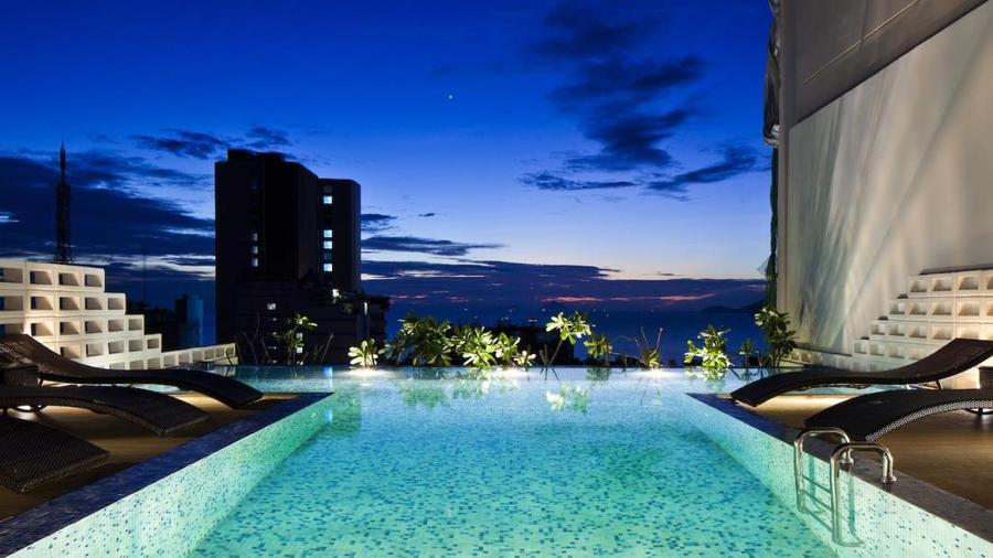 Golden Holiday Hotel Nha Trang 芽庄黄金假日酒店