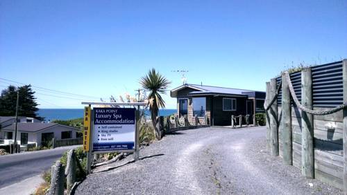 Kaka Point Spa Motel At Catlins