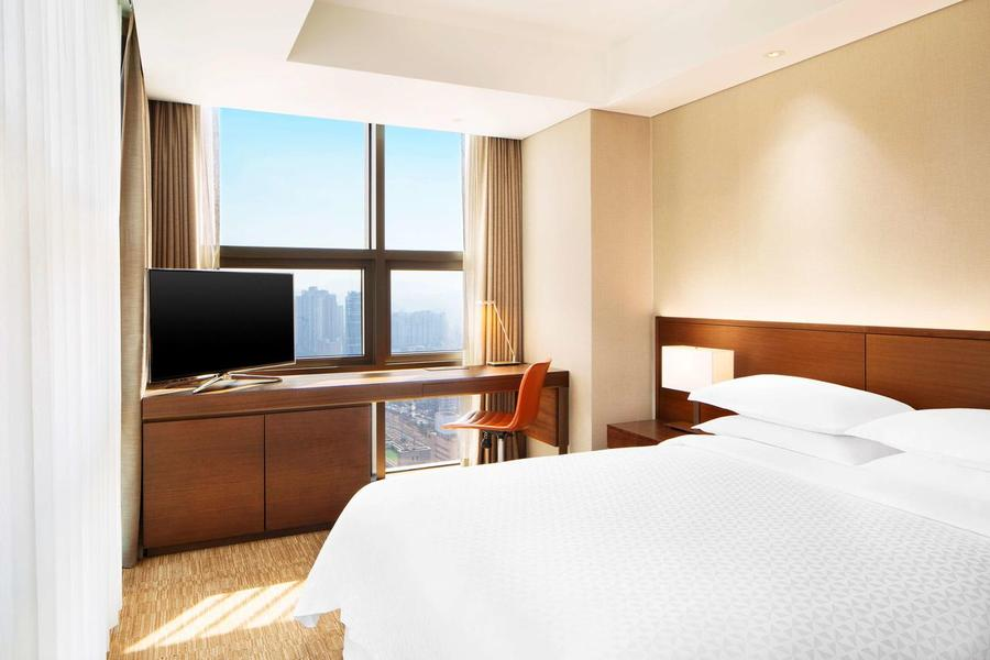 Four Points by Sheraton Seoul Namsan 首尔南山福朋喜来登酒店